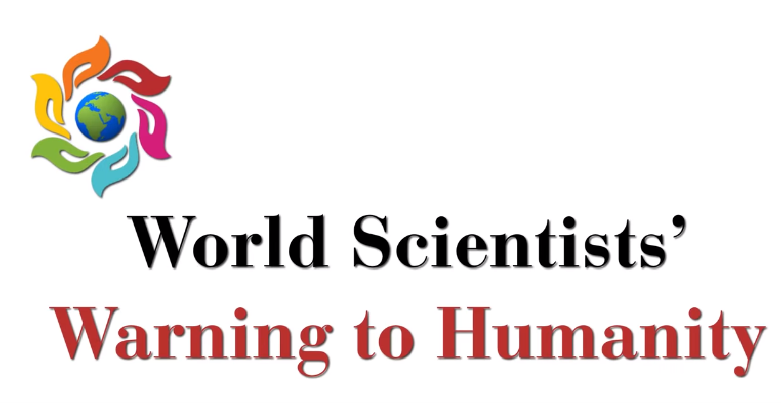 Scientists Warning logo